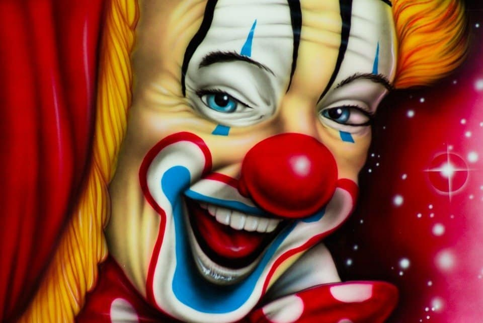 Become a freelance clown