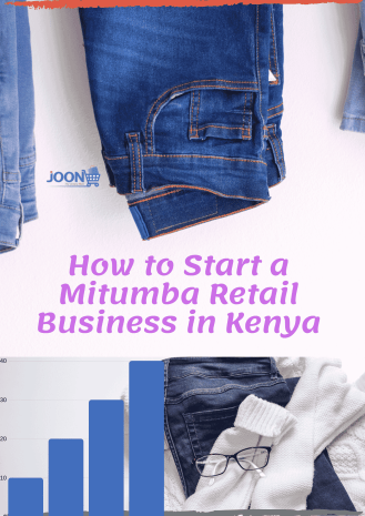 mitumba retail business in Kenya