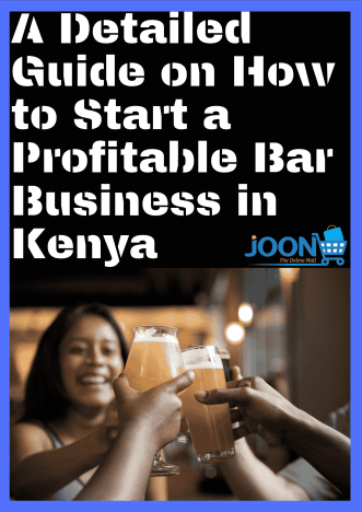 How to start a bar business in Kenya