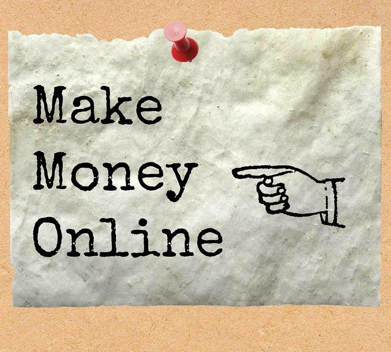 hogyan lehet pénzt keresni magán az interneten)