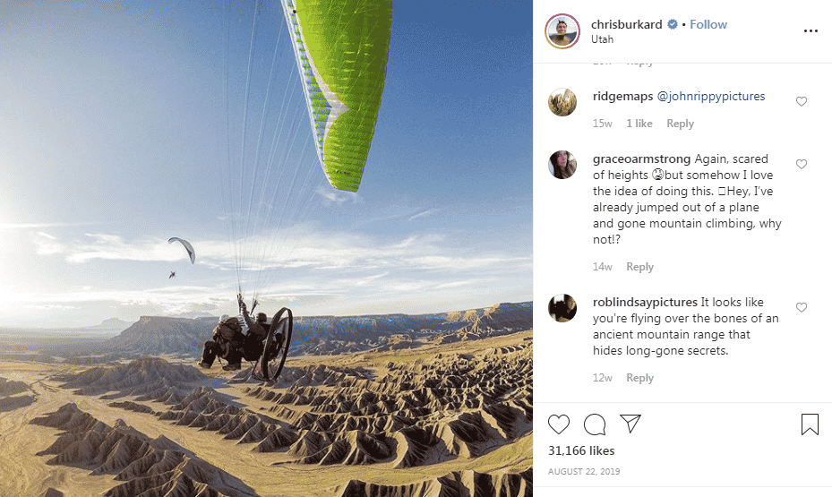 Travel business ideas on Instagram