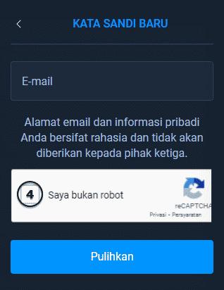 Saya Bukan Robot