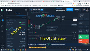 The OTC Strategy