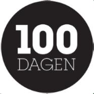100dagen logo