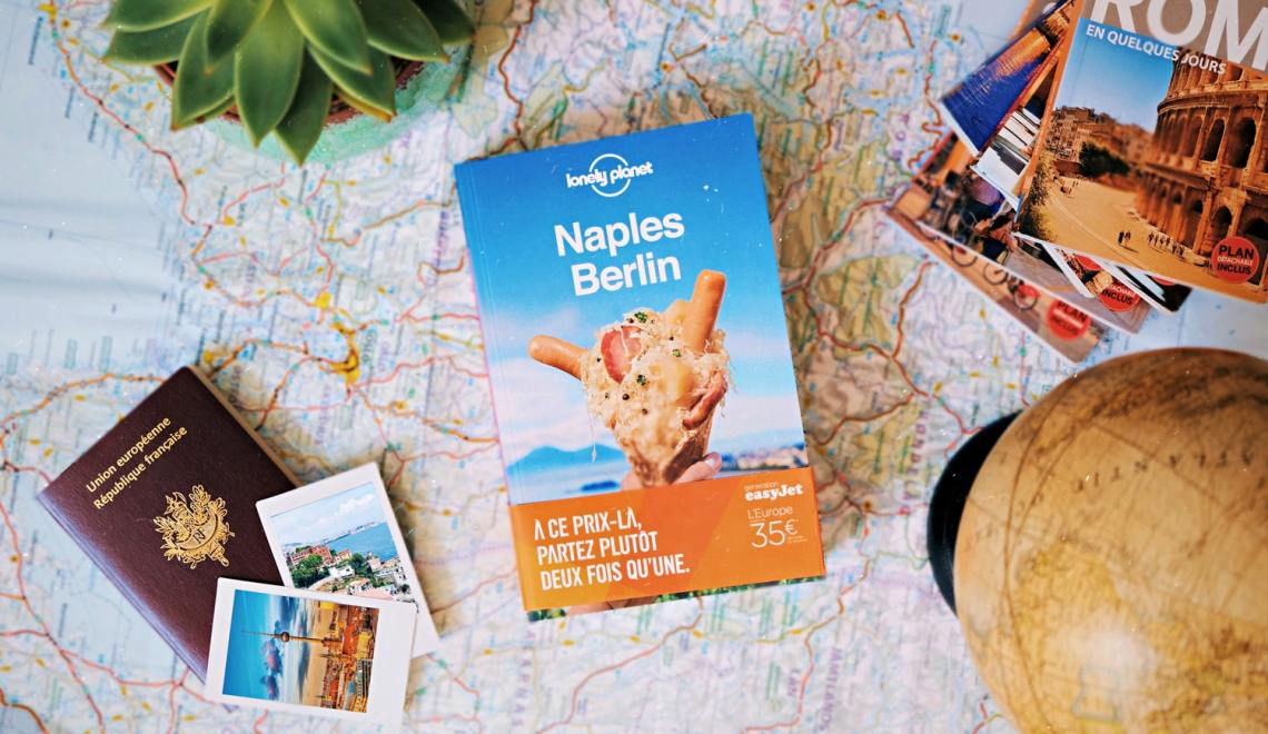 CONCOURS : 5 guides Lonely Planet à gagner