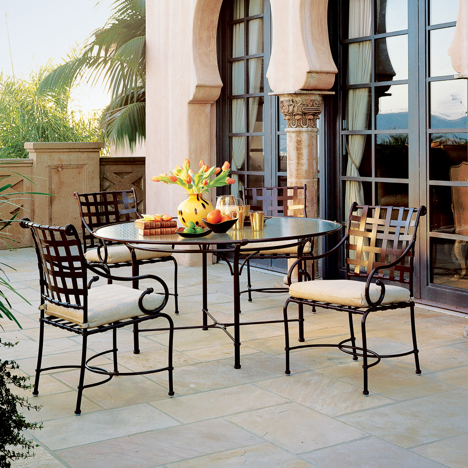 florentine forged dining jopa outdoor