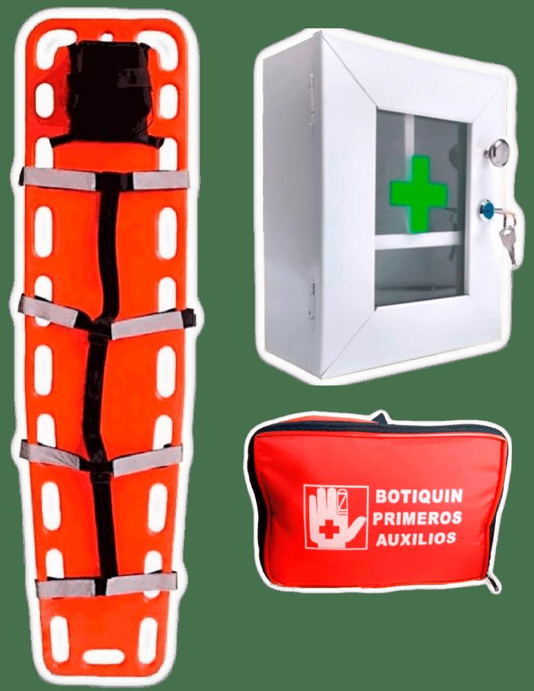 implementos para primeros auxilios Bogota