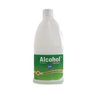 Alcohol para botiquin