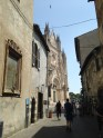 The winding streets of Orvieto