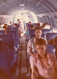 A aeronave comportava até 29 passageiros.