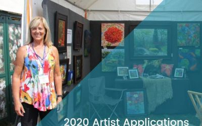 Artist Applications for the 2020 Joplin Arts Fest Now Open!