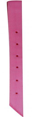 pink pony nylon tie strap