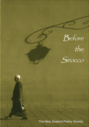 Before the Sirocco cover