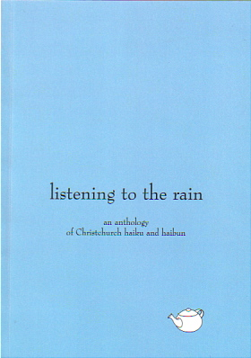 listening to the rain cover