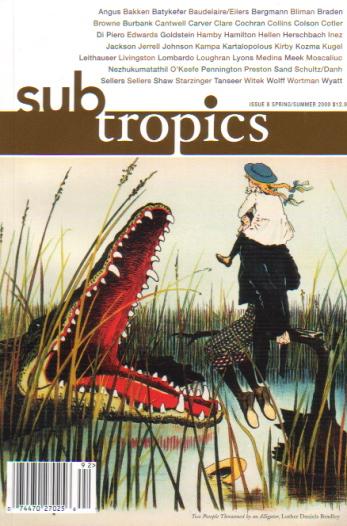 SubTropics 8 cover