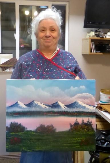 20151024 Vickie Estridge Paints 004