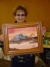 Coral Skies Diane Fraser