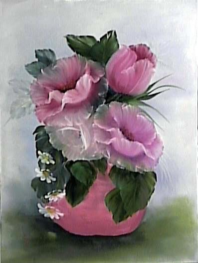 Level 3 Pink Vase (1997)