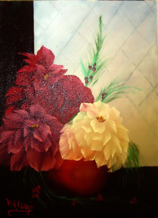 Poinsettia - 002