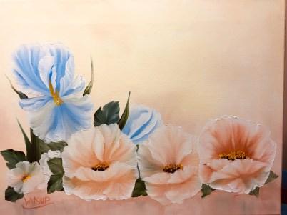 Wanda's last painting