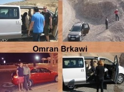 Driver in Jordan Omran Brkawi