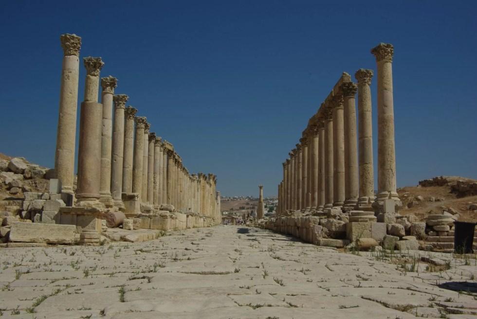 Jerash - Jordan Tours