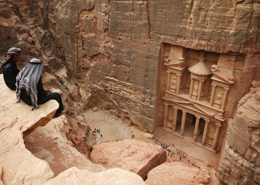 petra - Jordan Tour - info about sites