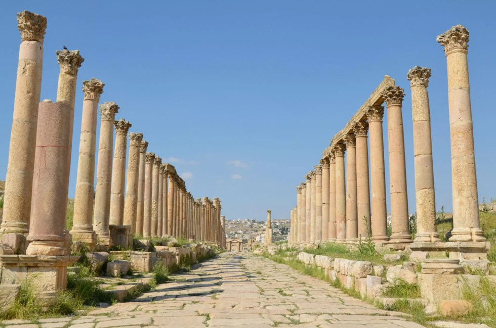 jerash colonald street
