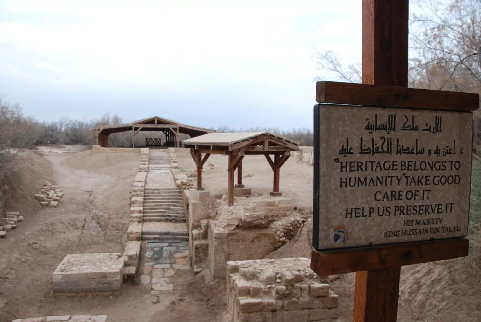 The Baptism Site33
