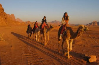 Private Full-Day Tour to Wadi Rum