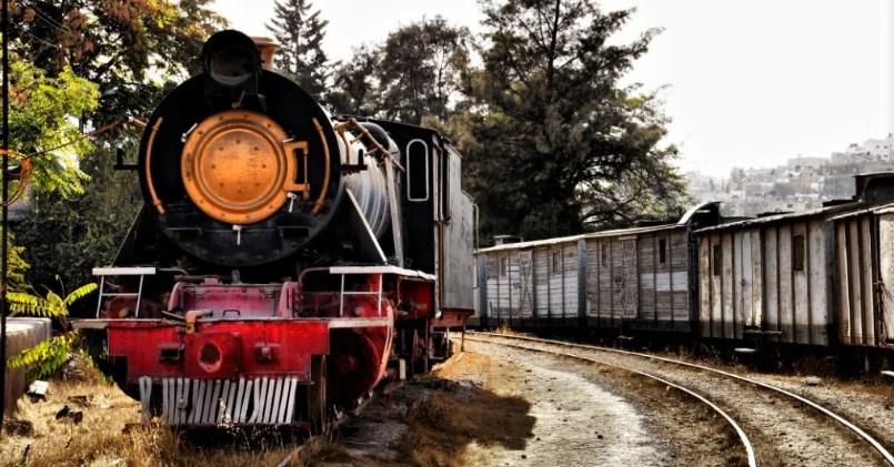 Hedjaz Jordan Railway