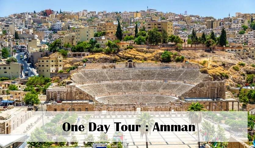 Jordan One Day Tour Offer1