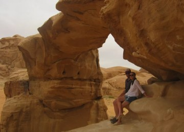 Wadi rum - Jordan Day Tour (40)