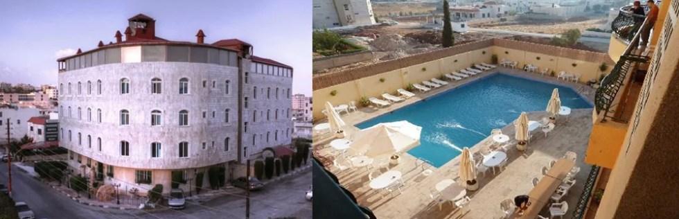 Mariam Hotel.