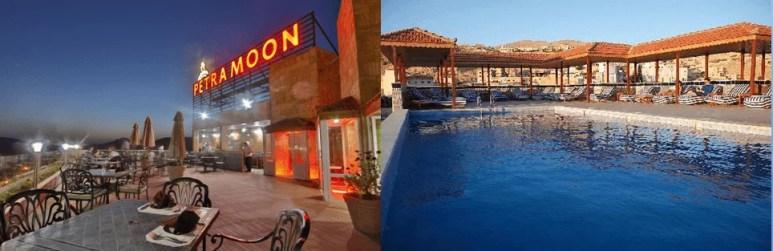 Petra Moon Hotel.
