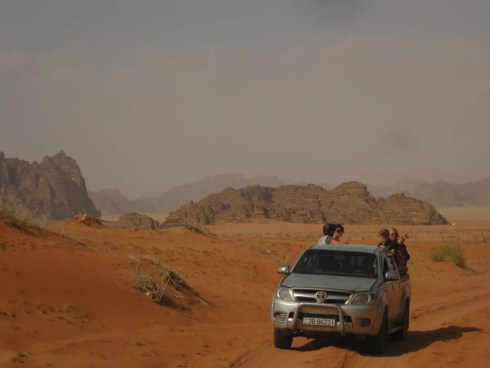 wadi rum - Jeep Tour-Jordan Day Tour and More