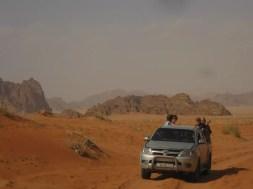 wadi rum - Jeep Tour-Jordan Day Tour and More