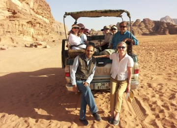 wadi rum - Jeep Tour-Jordan Day Tour and More (2)