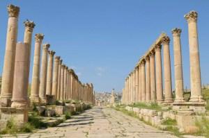 Jerash -Jordan tours