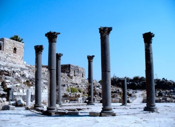Umm Qais 2 days tour