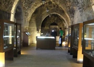 ajloun Castle museum