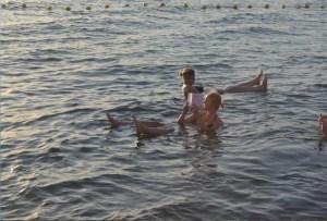 Dead Sea Floating -Jordan Tours