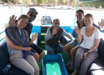Glass Boat - Aqaba - 2 Days Tour Jordan