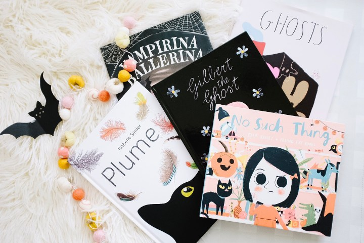 Halloween Books 2018