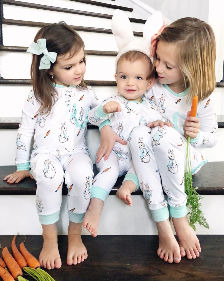 Easter Pajamas