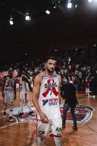 JL bourg basket vs sig strasbourg