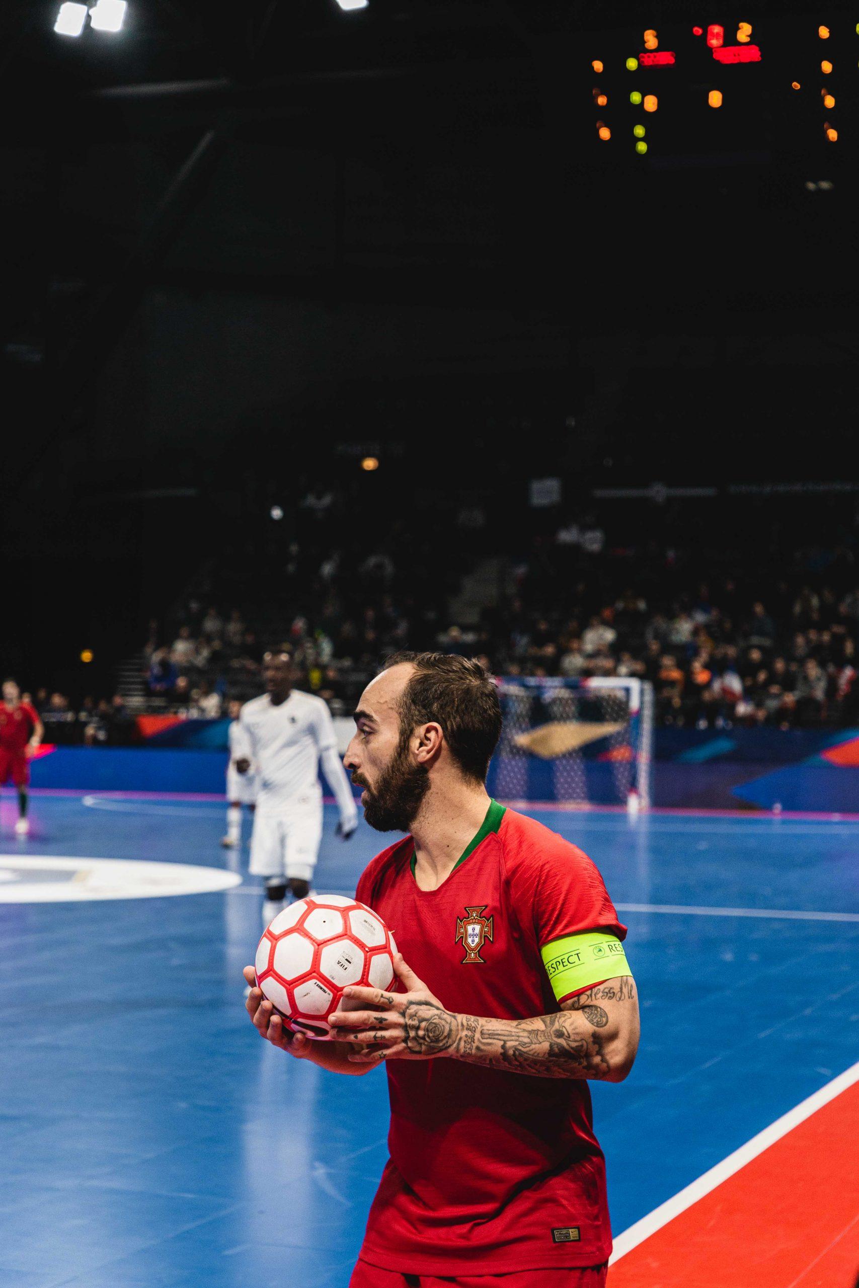france portugal futsal chambery 2019