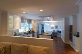 Commercial Interior Kitchen Living Room Photographer Jordan Bush Photography_Gingrich3