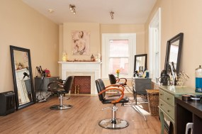 Hair Makeup Salon Interior