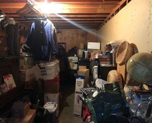 Storage Unit in Progress, Organized